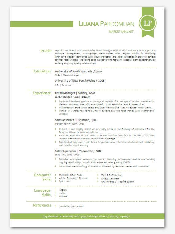 Business Resume Words | Sample File Curriculum Vitae