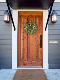 25+ best Front door awning ideas on Pinterest
