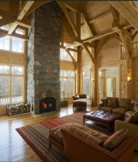 Ranch house vaulted ceiling! | Dream Home