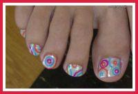 fingernail and toenail designs for kids | toenail designs ...