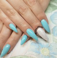 Best 20+ Simple stiletto nails ideas on Pinterest | Pointy ...