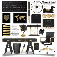 25+ Best Ideas about Gold Office Decor on Pinterest | Gold ...