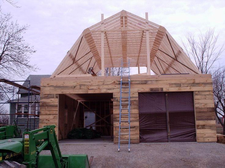 barn roof truss