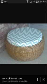 25+ best ideas about Tire Chairs on Pinterest | Diy chair ...