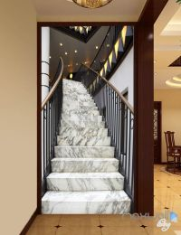 25+ Best Ideas about Marble Stairs on Pinterest | Modern ...