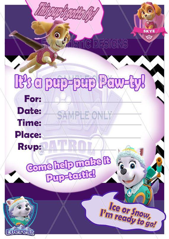 girly birthday invitations free printable