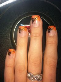 25+ Best Ideas about Simple Fall Nails on Pinterest | Fall ...