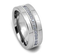 1000+ ideas about Modern Wedding Rings on Pinterest ...