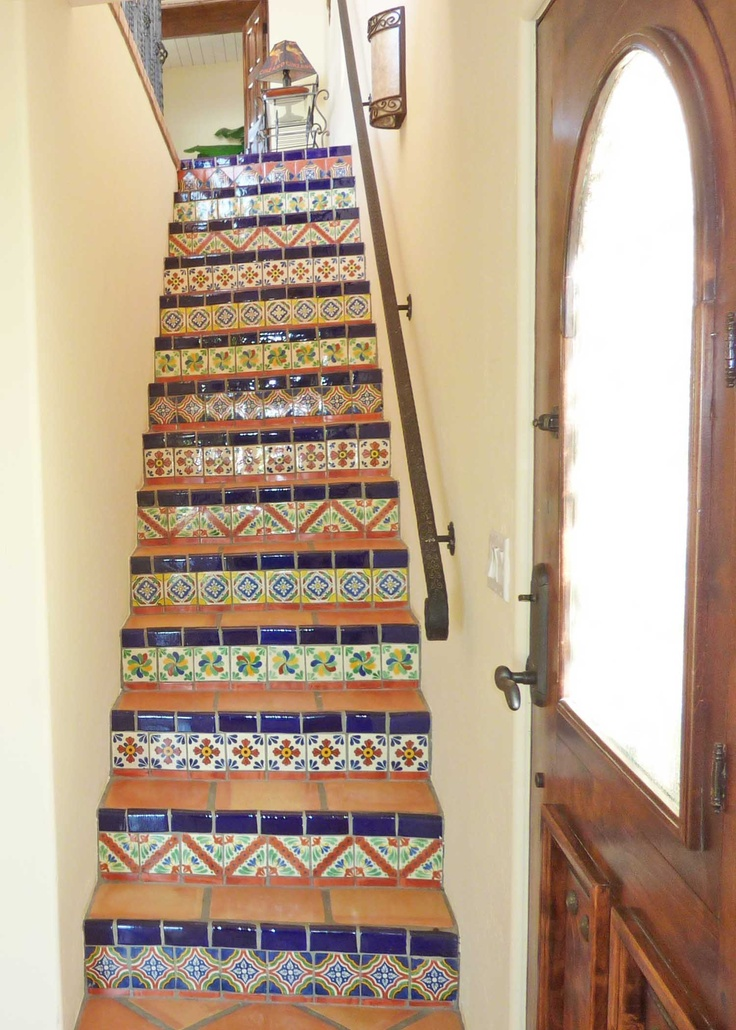 17 best images about Mexican stairs on Pinterest