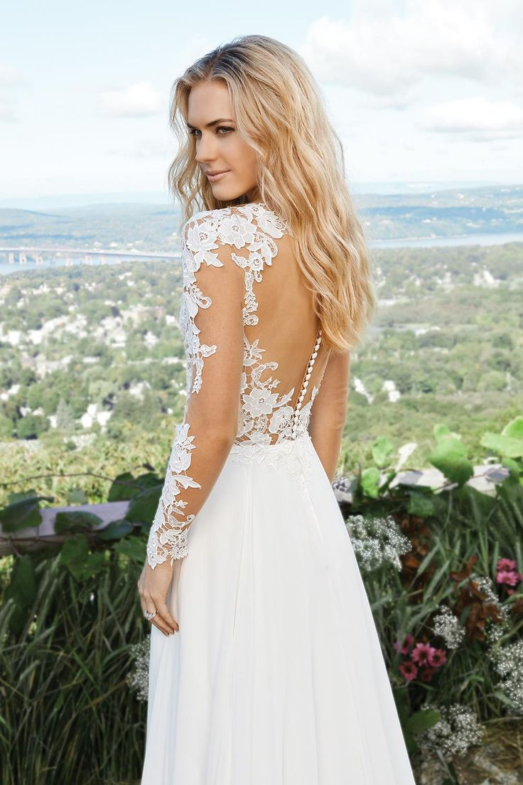 lillian west perfect wedding dress Brides looking for a wedding dress with sleeves this is perfect for you