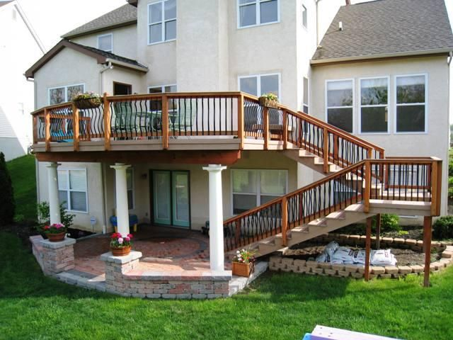 1000+ ideas about Raised Deck on Pinterest