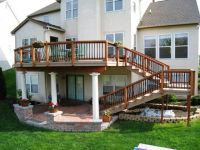 1000+ ideas about Raised Deck on Pinterest | Decks, Deck ...