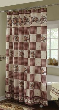 17 Best ideas about Country Shower Curtains on Pinterest ...