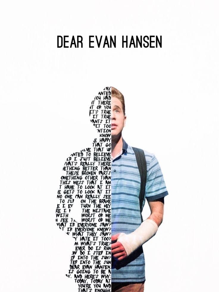 Dear Evan Hansen Quotes Wallpaper 100 Best Dear Evan Hansen Images On Pinterest