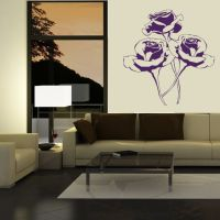 17+ best images about painted wall designs / wall decals ...