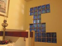 25+ best ideas about Glass blocks wall on Pinterest ...