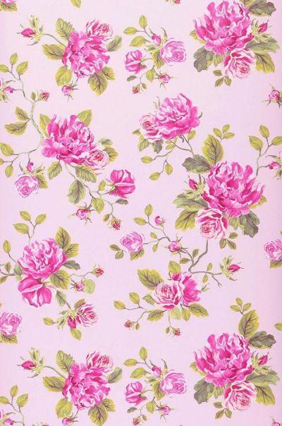 17 Best ideas about Floral Pattern Wallpaper on Pinterest ...