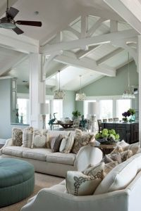 House of Turquoise: Amy Tyndall Design | Living Room ...