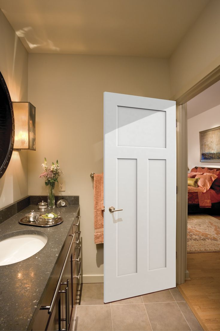 Panel quarter sawn white oak interior door craftsman interior doors - Panel Quarter Sawn White Oak Interior Door Craftsman Interior Doors 23