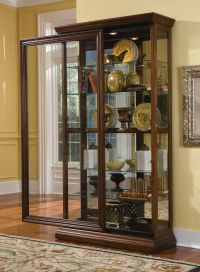 Plans to build Curio Cabinets Plans PDF download Curio ...