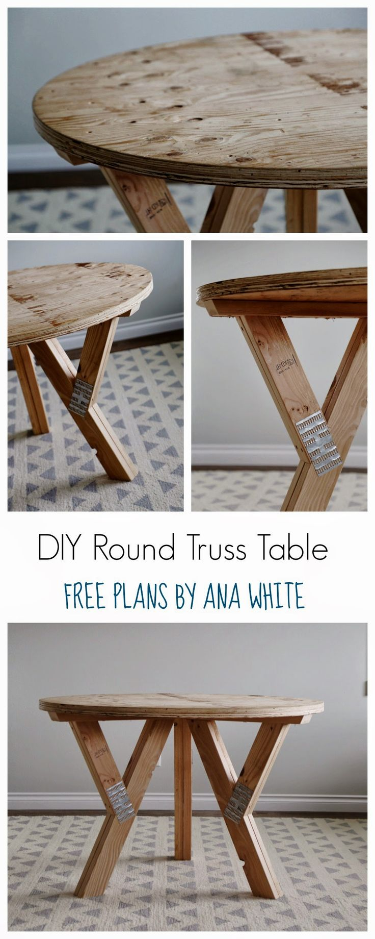 Table success do it yourself home projects from ana white diy 85 - Table Success Do It Yourself Home Projects From Ana White Diy 85 Table Success Do