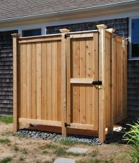 17 Best ideas about Outdoor Shower Enclosure on Pinterest ...