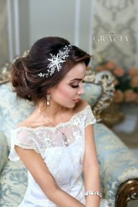 1000+ ideas about Wedding Hair Accessories on Pinterest ...