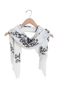25+ best ideas about Leopard print scarf on Pinterest