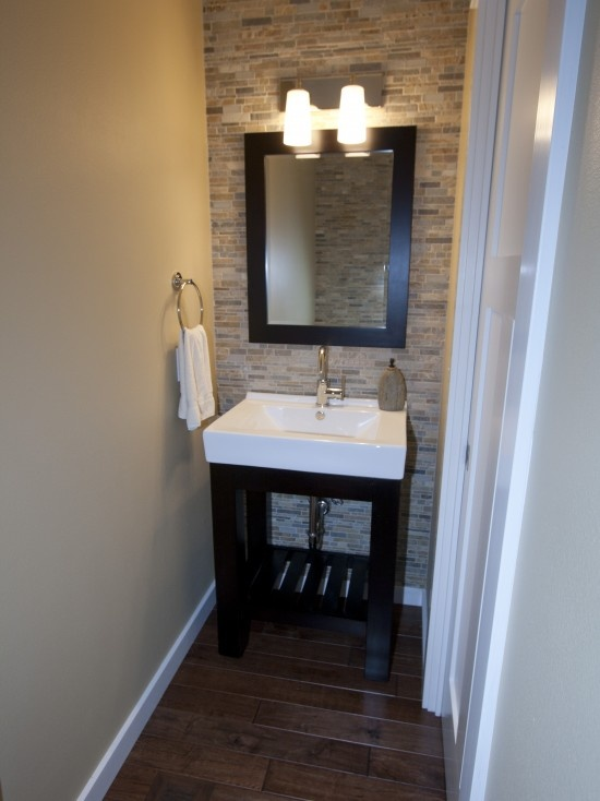 1000+ Images About Powder Room Ideas On Pinterest | Canada, Brick