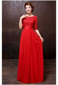 25+ best ideas about Red Bridesmaid Dresses on Pinterest ...