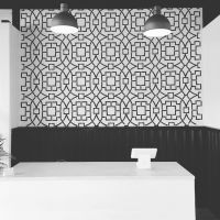 25+ Best Ideas about Stenciled Accent Walls on Pinterest ...