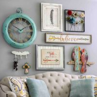 Best 20+ Shabby Chic Wall Decor ideas on Pinterest