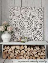 25+ best ideas about Carved wood wall art on Pinterest