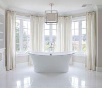 25+ best ideas about Bay Window Drapes on Pinterest | Bay ...