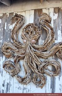 147 best images about Driftwood Art & Ideas on Pinterest