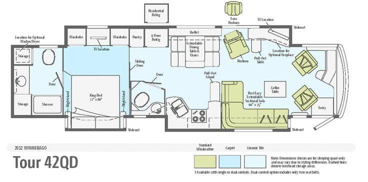 Rv 2 Bathroom Floor Plans Thefoursimplequestions