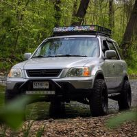 Honda Crv Roof Rack