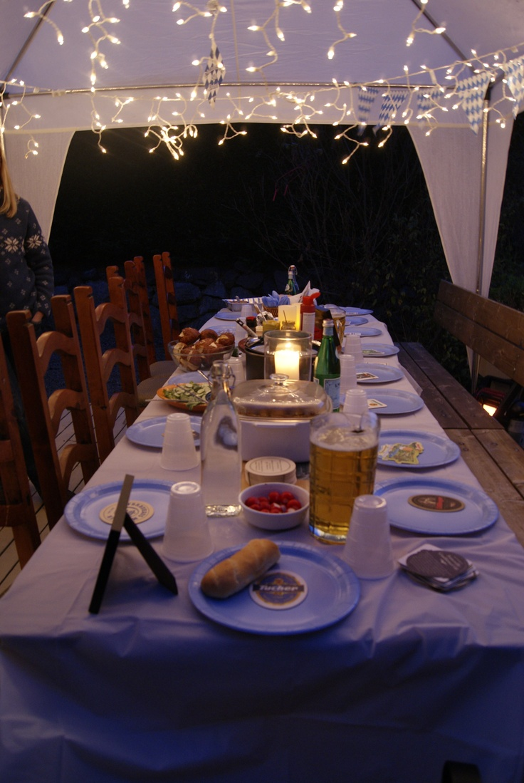15 Best Tischdeko Oktoberfest Images On Pinterest - Dinner Ideen