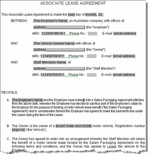 Doc# Sample Vehicle Lease Agreement Template u2013 Vehicle Lease - sample vehicle lease agreement