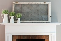 Love! an old window sash recycled into shabby home decor ...