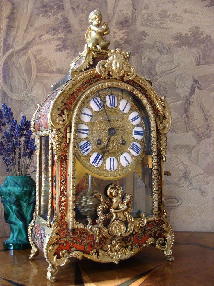 1000 Images About Pendule Antique Uhren On Pinterest