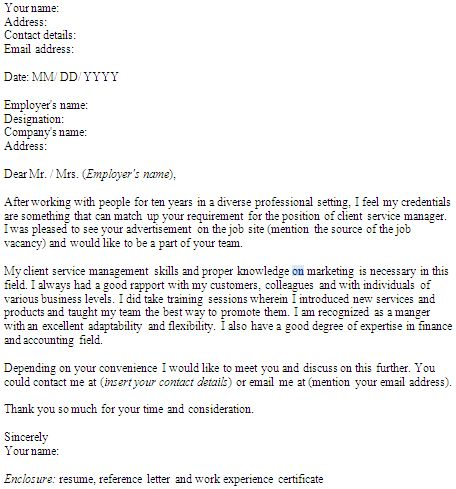 job application letter manager writing your job application letter example and tips can get chick fil