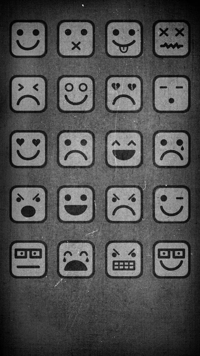 Emoticons Cute Wallpaper 68 Best Images About Iphone 4 Amp 5 Wallpapers On Pinterest