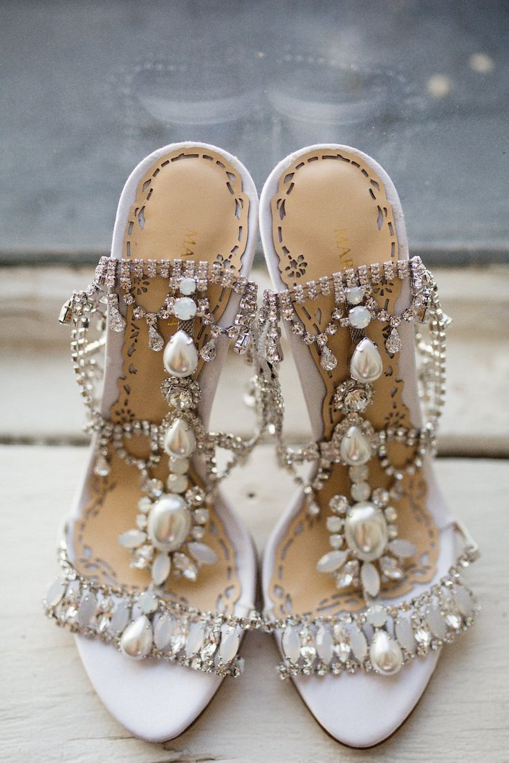 wedding shoes cinderella wedding shoes Backstage at Bridal Market with Marchesa