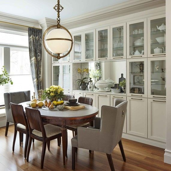 17 Best Ideas About Dining Room Makeovers On Pinterest   Rustic