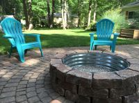 Best 25+ Brick fire pits ideas on Pinterest