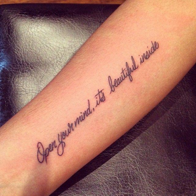 Book Quotes Wallpaper Cursive Mas De 1 000 Imagens Sobre Tattoos No Pinterest Scripts