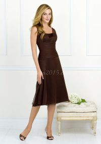 25+ best ideas about Chocolate bridesmaid dresses on ...