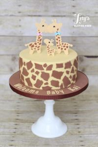 17+ best ideas about Baby Shower Giraffe on Pinterest