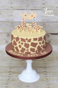 17+ best ideas about Baby Shower Giraffe on Pinterest